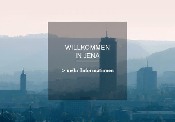 Willkommen in Jena